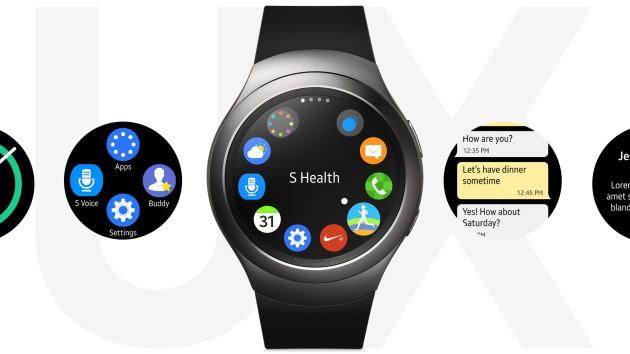 Samsung Gear S2: un'infografica mostra le principali features