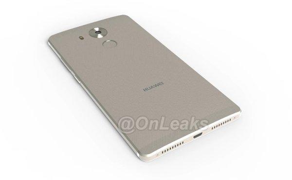 [UPDATE] Nuovo video - Huawei Mate 8: nuova immagine della parte posteriore e video render