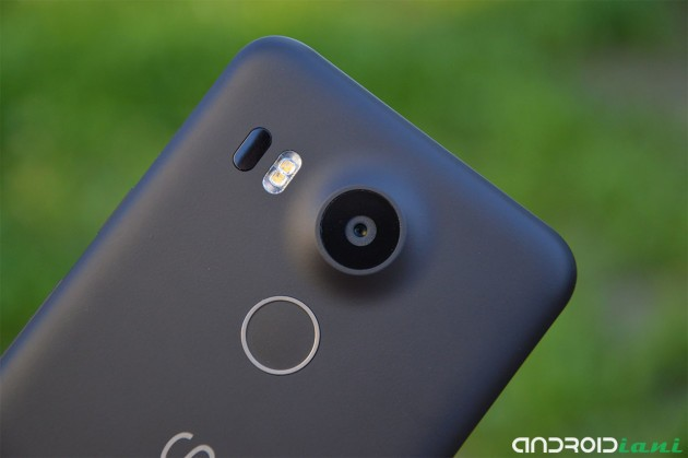 Google parla delle foto capovolte di LG Nexus 5X scattate con app di terze parti