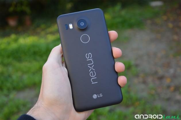 LG Nexus 5X: la recensione