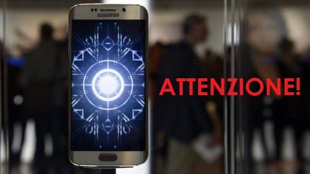 Galaxy S6 Edge non è sicuro, parola di Google
