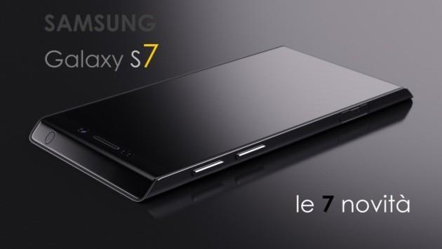Galaxy S7: ricapitoliamo le 7 novità più attese - RUMORS