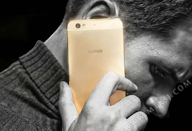 Gionee S6: prime foto leaked