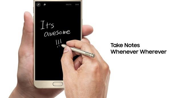 Gli screen off memo di Note 5 arrivano sui precedenti modelli