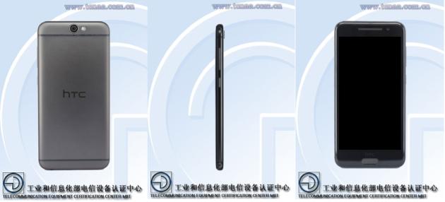 HTC One A9w certificato dal TENAA
