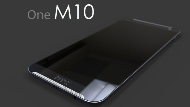 HTC One M10: display da 6