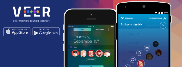 [Sponsored] Veer Contacts Widget: la recensione