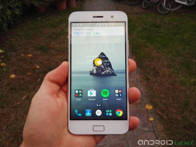 Zuk Z1 (CyanogenOS): La Recensione