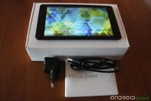 BQ Edison 3 Mini recensione