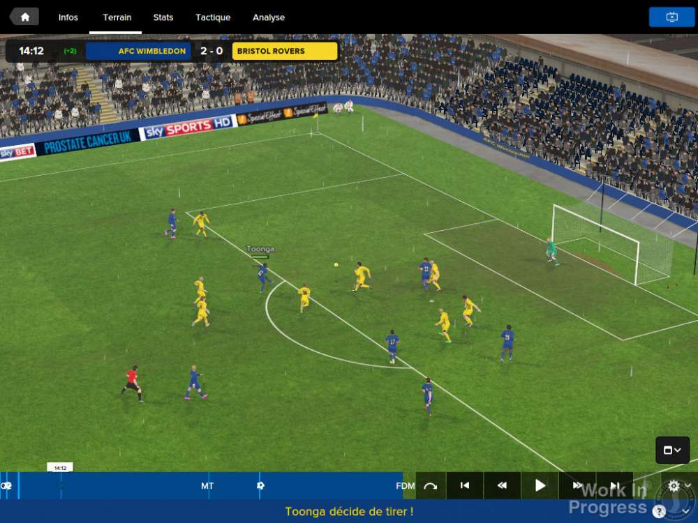 Football Manager Touch 2016 v16.2.1 IPA/APK-iOS Android Football Manager Touch 2016 for iPhone/iPad Reviews