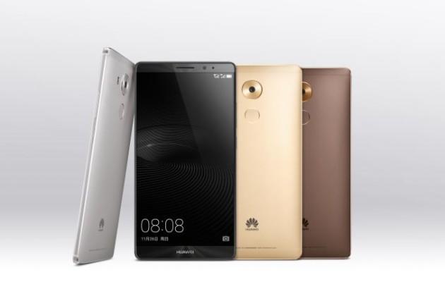 Huawei Mate 8 ufficiale: SoC Kirin 950, display 6