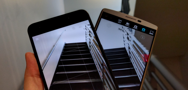 Nexus 6P contro LG V10: confronto fotocamera in notturna