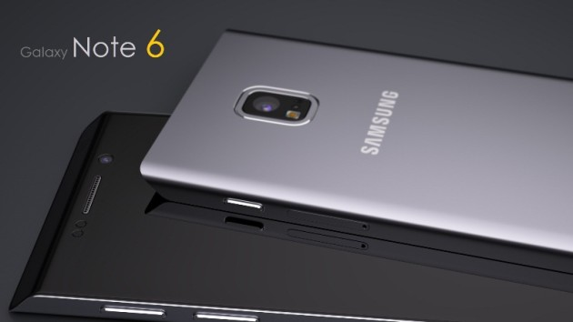 Note 6: foto a  30 MP, 8 GB di RAM, chip a 16 core e non solo - RUMORS