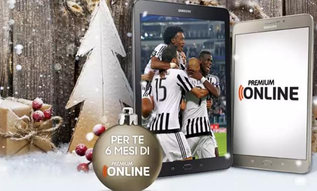 Samsung Galaxy Tab S2: microSD 64 GB e Premium Online in regalo