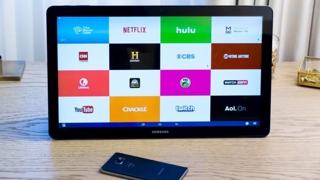 Samsung Galaxy View protagonista di un'infografica