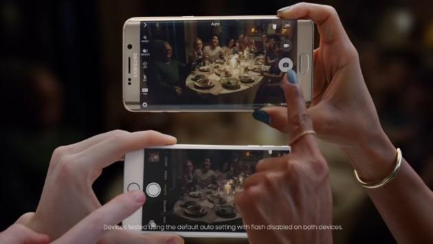 Samsung: i Galaxy fanno foto migliori degli iPhone