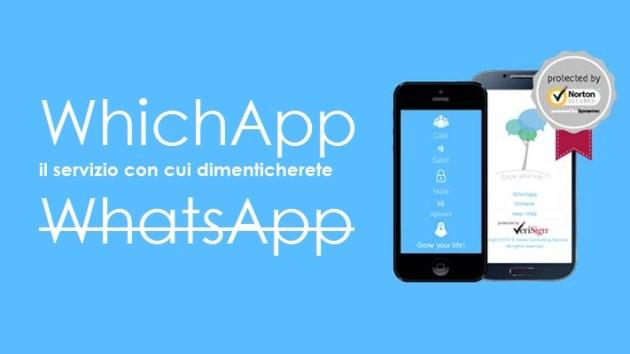 WhichApp: ecco l'alternativa italiana a WhatsApp