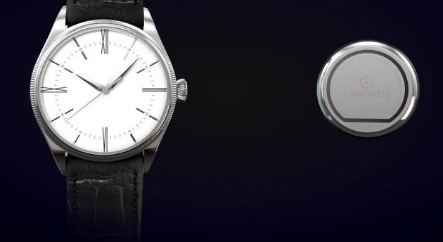 Chronos vi promette di trasformare tutti gli orologi in smartwatch