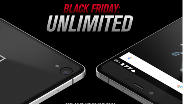 Black Friday OnePlus: anche OnePlus X disponibile senza invito