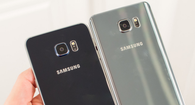 Samsung Galaxy S6 Edge Plus e Galaxy Note 5 ricevono un nuovo update