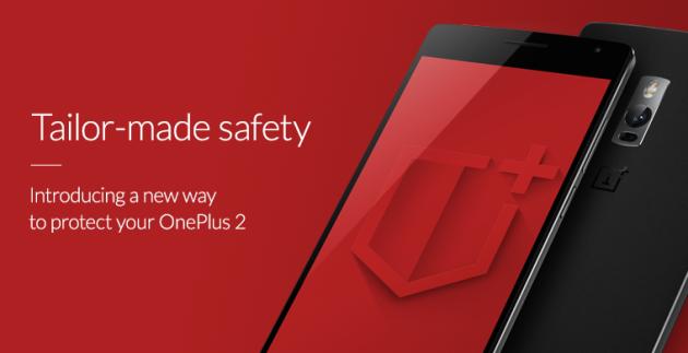 OnePlus, nuovo servizio di protezione contro danni accidentali per OnePlus 2 e OnePlus X