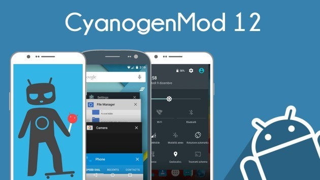 CyanogenMod: rilasciate le snapshot con gli aggiornamenti di sicurezza