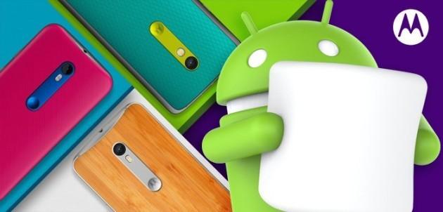 Motorola Moto X Style e Moto X 2014: iniziato il roll-out di Android 6.0 Marshmallow