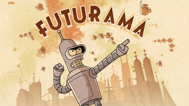 In arrivo Futurama: Game of Drones