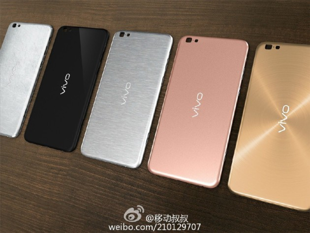 Vivo X6 sarà disponibile in tre colorazioni