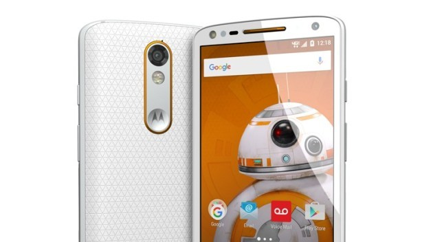 Star Wars: disponibili al download gli sfondi del Motorola Droid Turbo 2