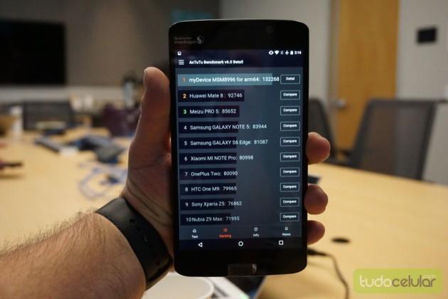 Qualcomm Snapdragon 820 raggiunge i 132.000 punti su AnTuTu
