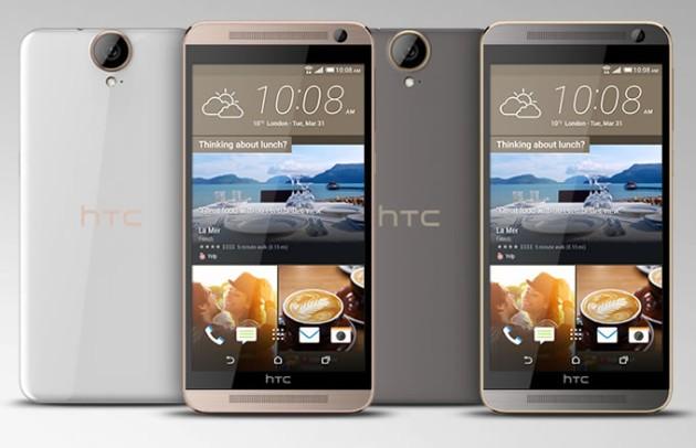 HTC One E9 e E9+: disponibile l'aggiornamento di sicurezza di Dicembre