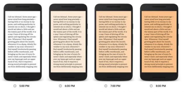 Google Play Libri si aggiorna alla versione 3.7.45 e introduce la Night-Light