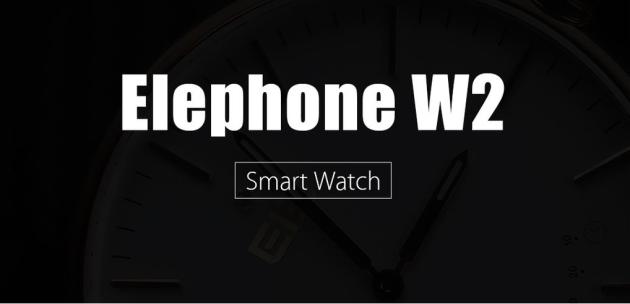 Elephone W2: nuove immagini ed informazioni sui materiali