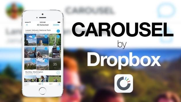 Dropbox si appresta a chiudere Mailbox e Carousel