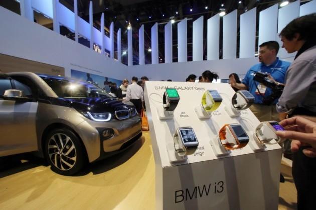 Samsung sta lavorando con BMW per il cervello delle macchine del futuro
