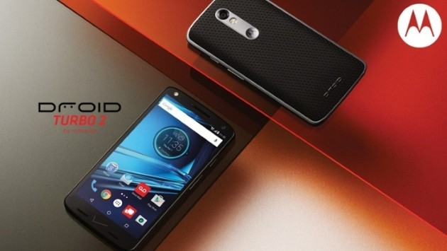 Motorola Droid Turbo 2 protagonista di un ottimo drop test