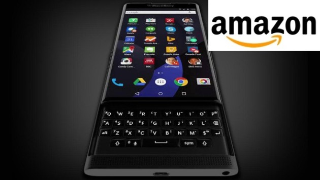 BlackBerry Priv: arriva in Italia a meno di 750€