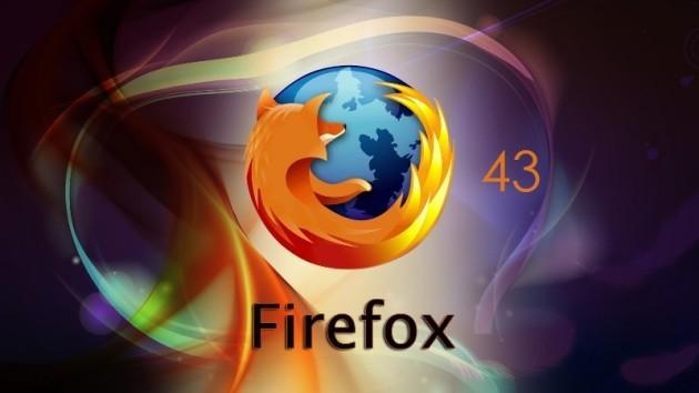 Firefox: importanti novità con la versione 43