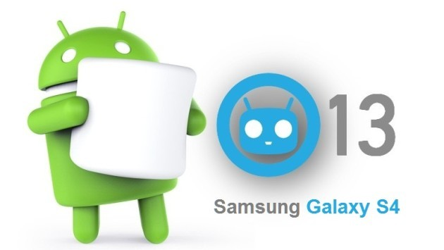 Galaxy S4 riceve la CyanogenMod 13 - DOWNLOAD