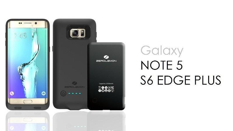 custodia batteria samsung s6 edge