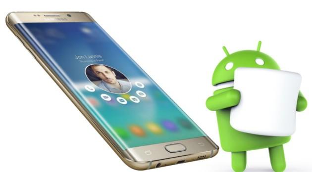 Samsung Galaxy S6 e S6 Edge: Android 6.0.1 Marshmallow arriva anche nel Regno Unito