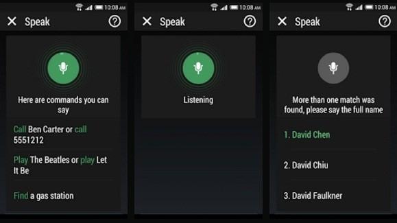 HTC: aggiornamento disponibile per i comandi vocali