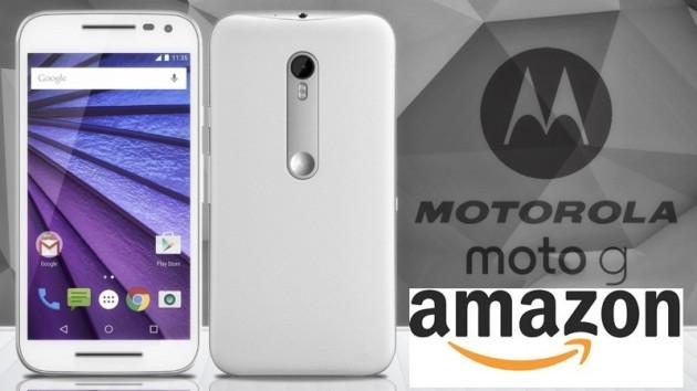Moto G 2015: il prezzo scende ancora su Amazon