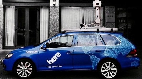Nokia Here: la proprietà passa a BMW, Audi e Mercedes