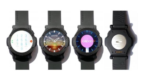 Smartwatch 3G Omate Rise: dal 7 Dicembre su Indiegogo