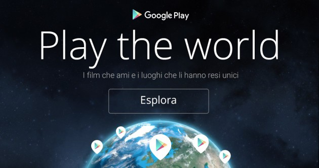 Play the World: il nuovo sito interattivo che ti fa vivere la magia del cinema!