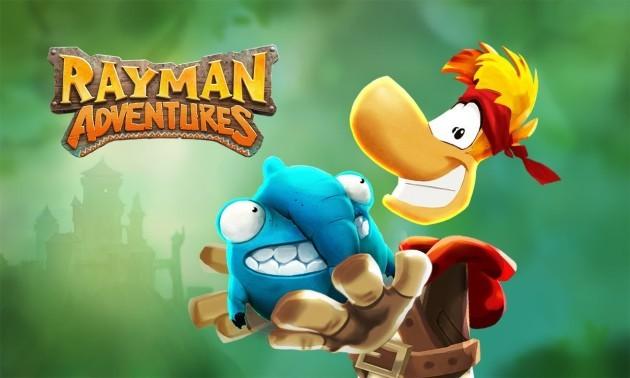 Rayman torna su Android con un nuovo gioco