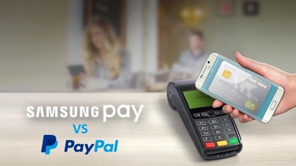 Samsung Pay lancia la sfida al colosso PayPal