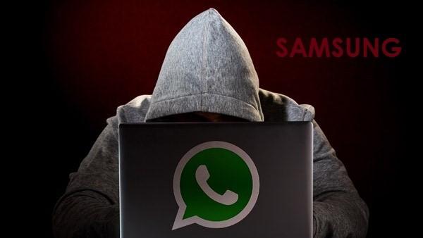 WhatsApp: la nuova truffa che prende di mira i Samsung